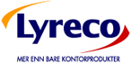 Avery forhandler Norge Lyreco